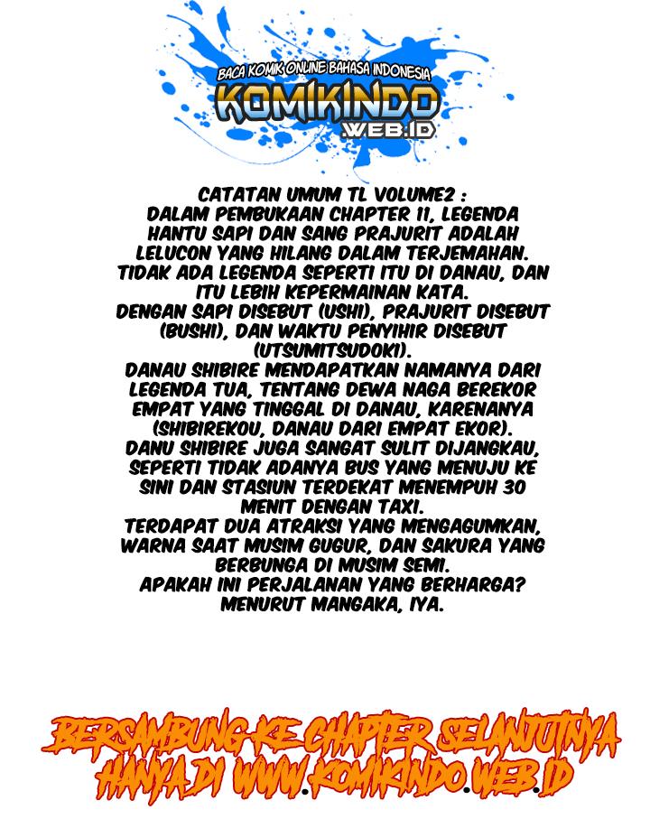 Dilarang COPAS - situs resmi www.mangacanblog.com - Komik yuru camp 013 - chapter 13 14 Indonesia yuru camp 013 - chapter 13 Terbaru 31|Baca Manga Komik Indonesia|Mangacan