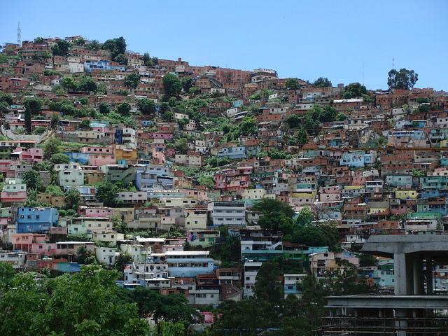 barrio vaarallinen murhapääkaupunki