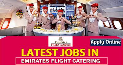 Latest Jobs In Emirates Flight Catering Dubai
