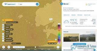 Ventusky 2 météo interactive