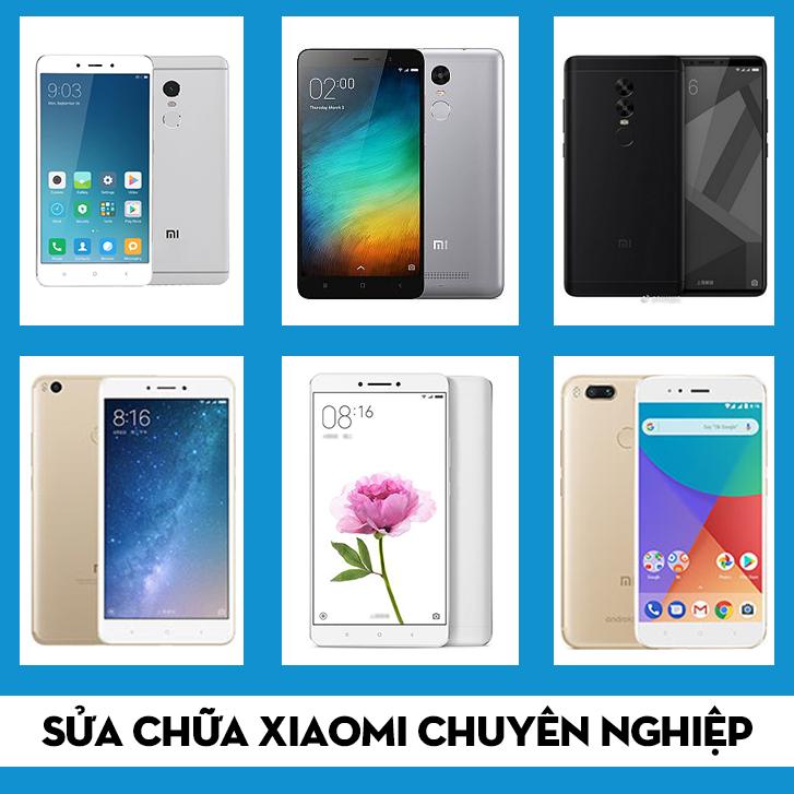 Thay mặt kính Xiaomi Mi 5X giá rẻ