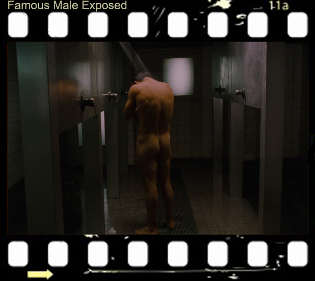 Nude christian slater Famous Male