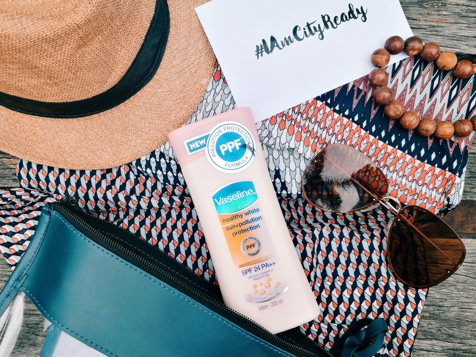 The One Product Every Modern Filipina Needs - VASELINE HEALTHY WHITE SUN + POLLUTION PROTECTION