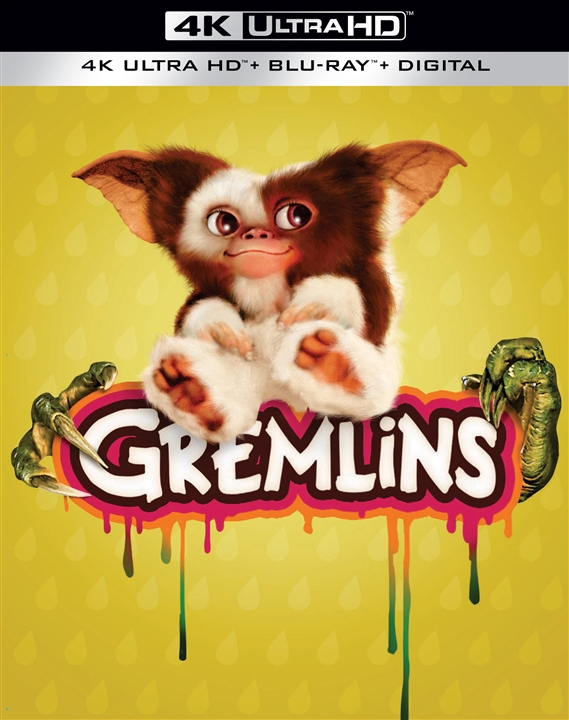 Gremlins 35th Anniversary 4K Ultra HD Blu-ray