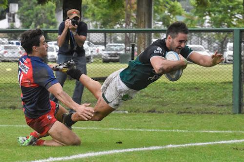 Tucumán Rugby ganó bajo un diluvio