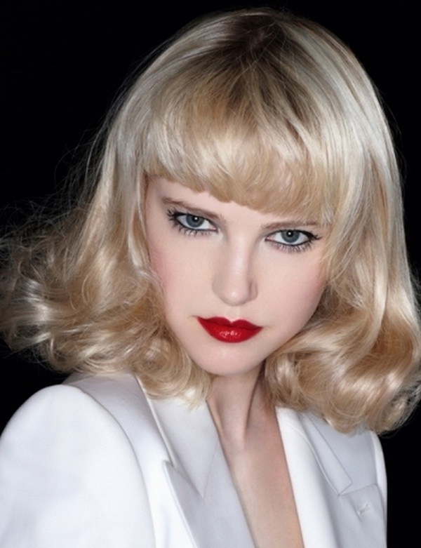 Medium Party Hairstyles 2013 for Women   HairStyle for Womens