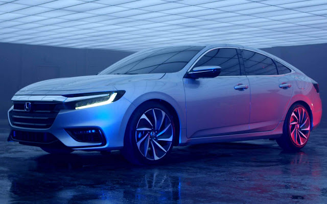 Novo Honda Insight 2019