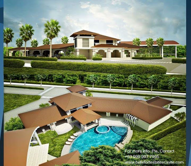 Amenities at Bellefort Estates Bacoor Cavite