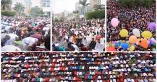وقت صلاة عيد الفطر المبارك فى محافظات ومدن مصرالأحد 25 يونيو 2017