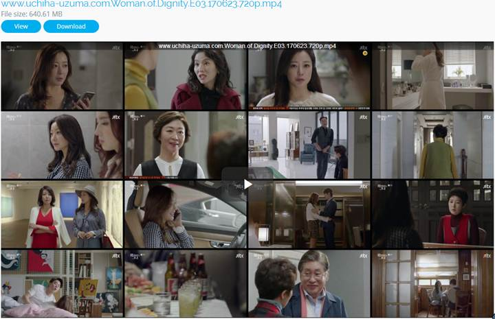 Screenshots Woman of Dignity Episode 03 720p MP4 Free Full Drama Korea Uptobox www.uchiha-uzuma.com