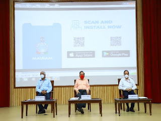'Mausam App' launched by Dr Harsh Vardhan
