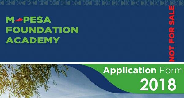 M - pesa foundation academy 2018 admissions