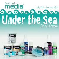 http://www.decoart.com/mixedmediablog/article/224/media_under_the_sea_challenge