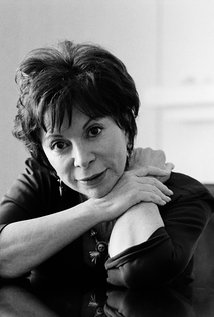 Isabel Allende. Director of The House of the Spirits
