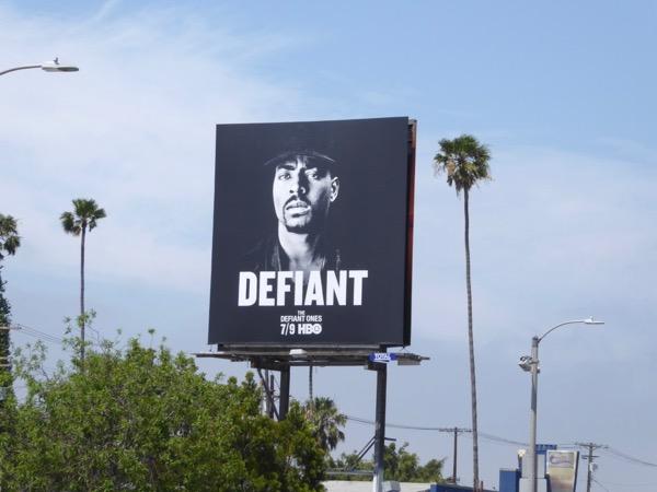 D.O.C. Defiant billboard