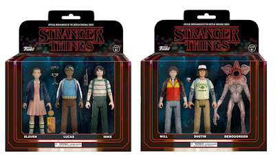 Stranger Things Action Figures by Funko