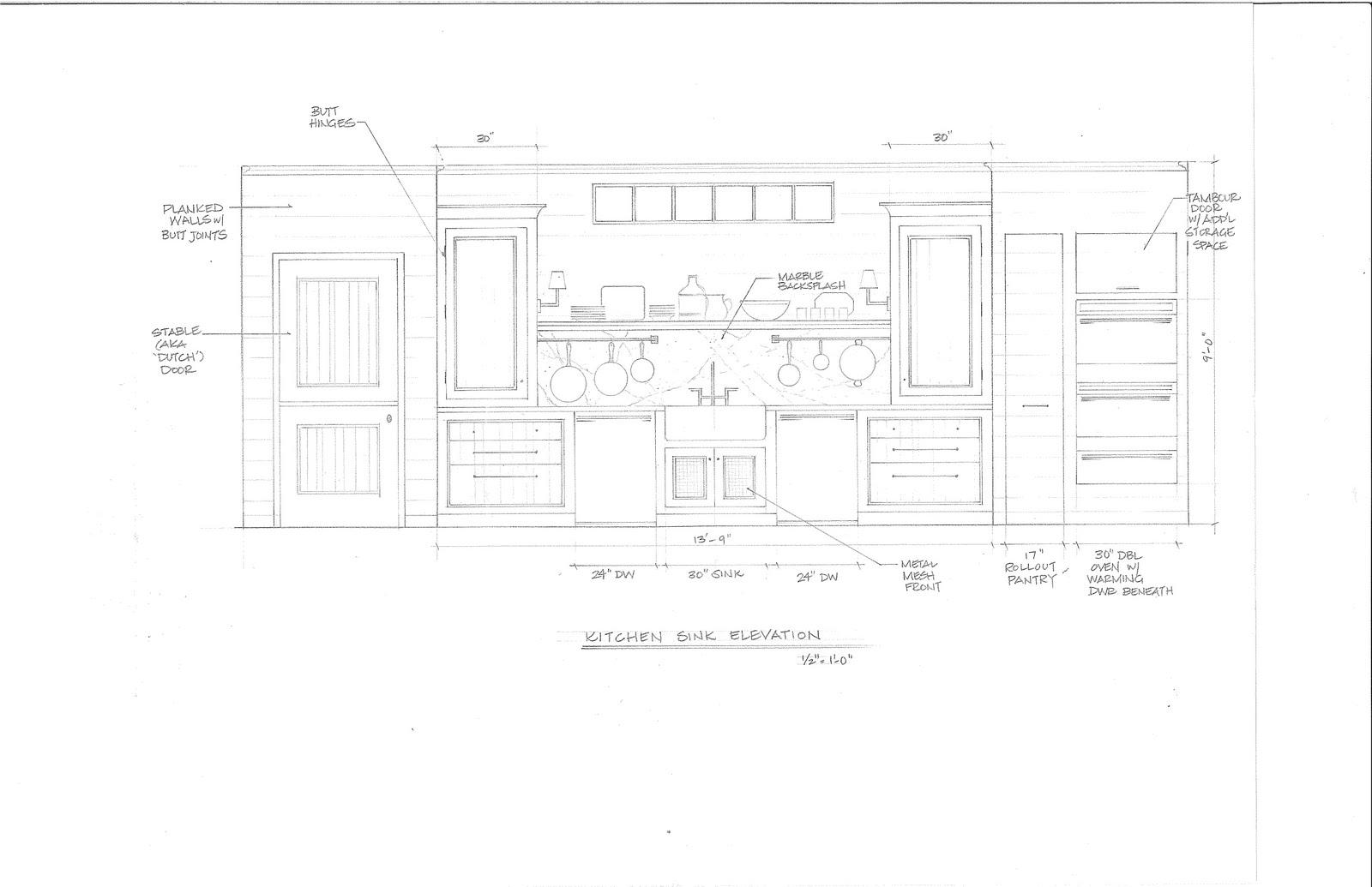 Bronwyn Designs Farmhouse Kitchen