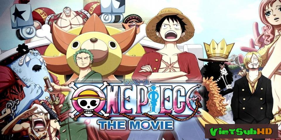 Phim Đảo Hải Tặc 9 : Hoa Anh Đào Kì Diệu VietSub HD | One Piece Movie 9: Bloom In The Winter, Miracle Sakura 2008