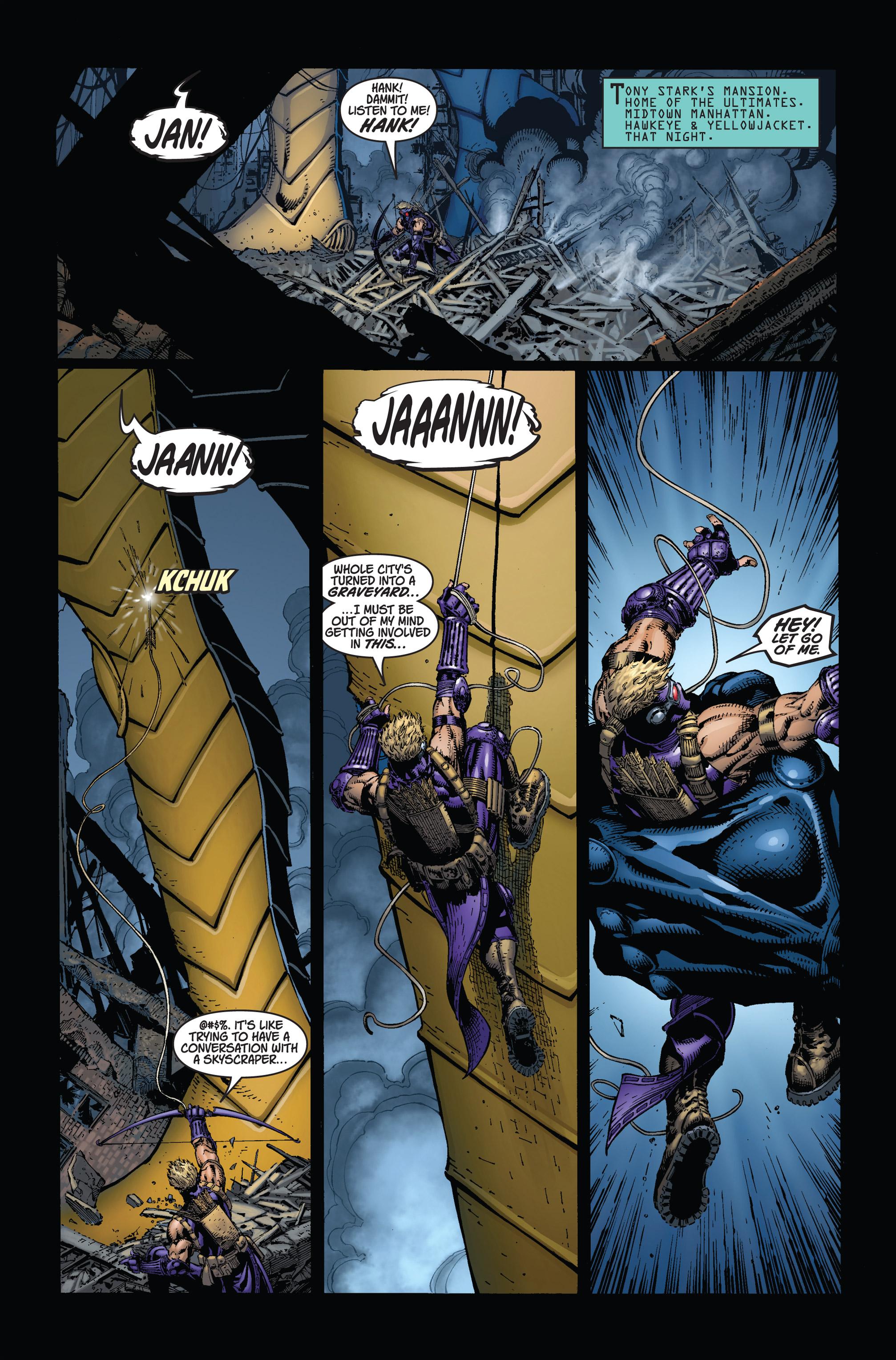 Read online Ultimatum comic -  Issue #2 - 9