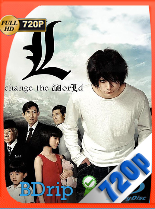 Death Note 3 – L: Change the World (2008) 720p BDRip Dual Japonés [Subt. Esp] [GoogleDrive] [SYLAR]