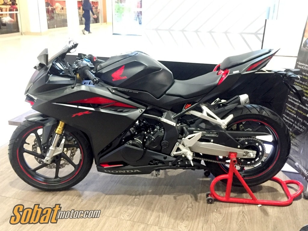 Ini daftar harga semua varian lengkap All New Honda CBR 250RR dikota Medan
