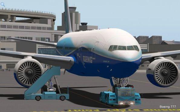 Boeing 777 Worldliner Professional 1 92 - Master Addons