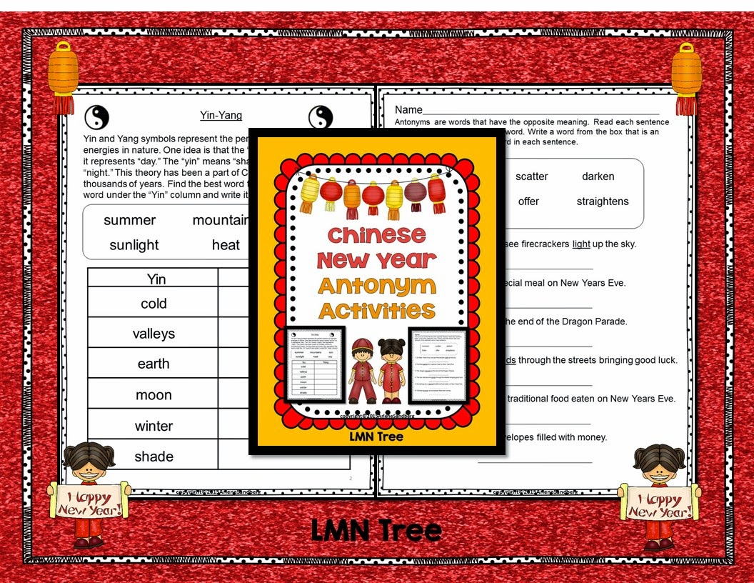 Lmn Tree Chinese New Year Free Resources Activities Printables Books And Crafts