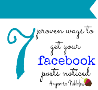 7 Proven Ways to Get your Facebook Posts Noticed