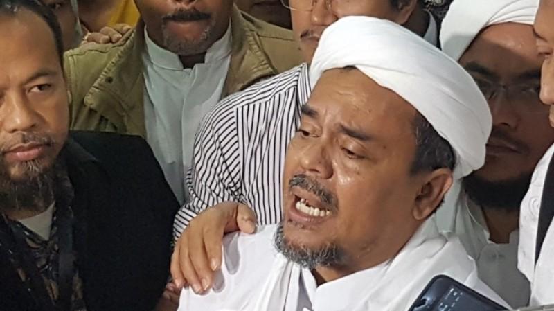 Rizieq sebut visanya akan diperpanjang Arab Saudi