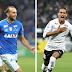 """""""Cruzeiro e Corinthians"""" prevalecem em casa e são os finalistas da Copa doBrasil"""