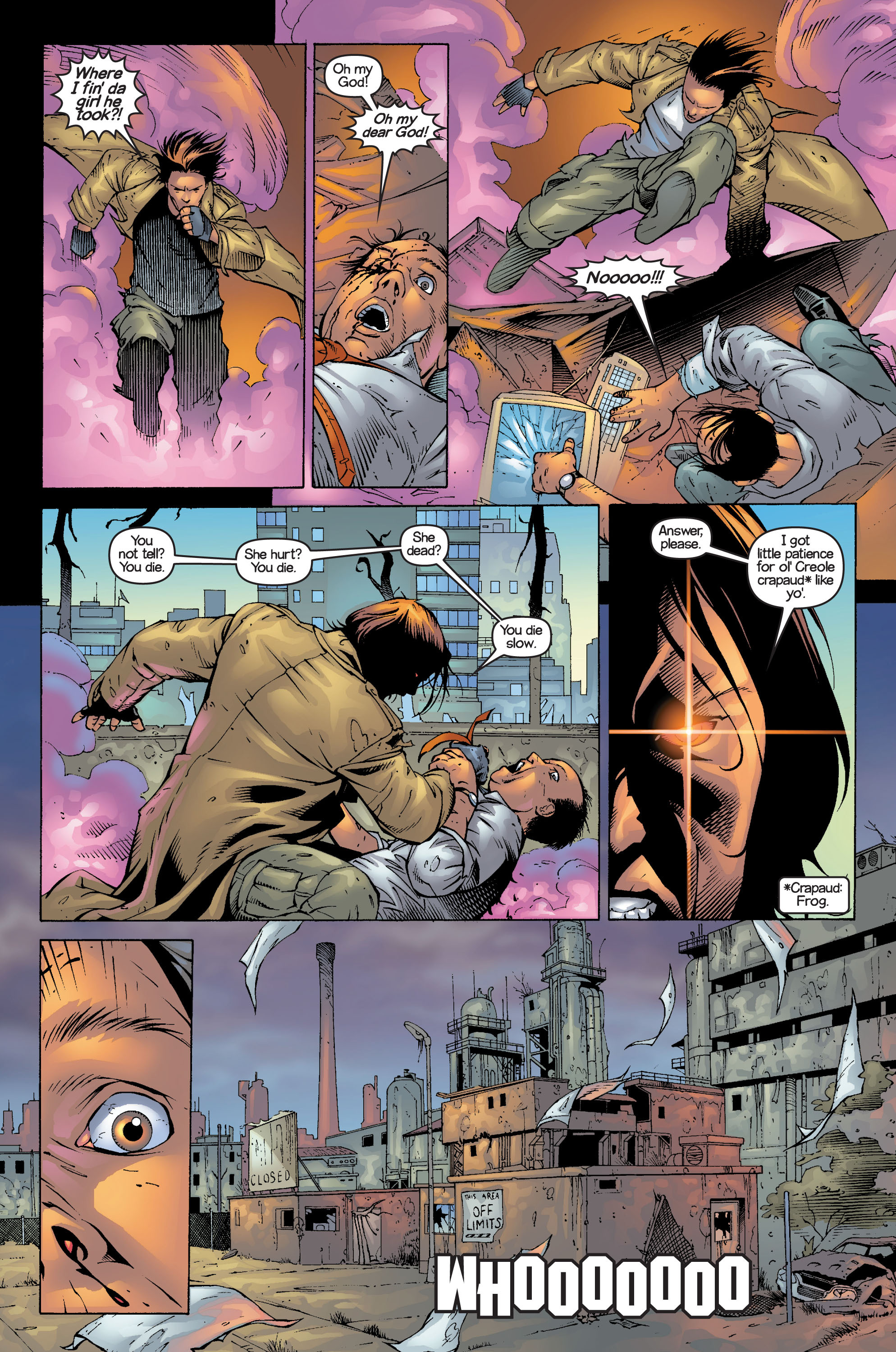 Read online Ultimate X-Men comic -  Issue #14 - 16