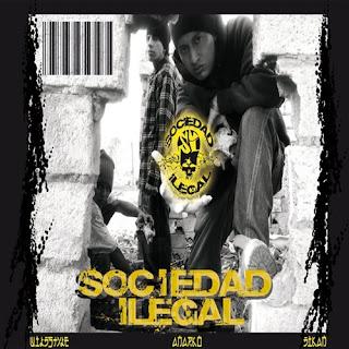 Sociedad Ilegal - Rap Ilegal (2009) (Ecuador)