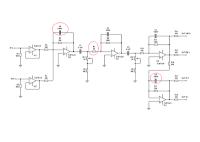 11-90 HZ SUBWOOFER FILTER USING TL072 OP-AMP CIRCUIT