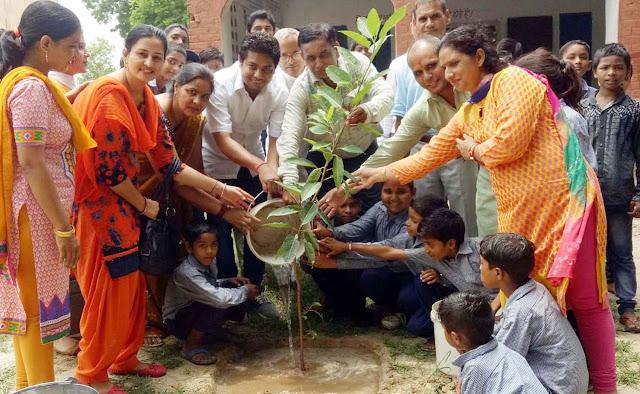 naresh-nambardar-councellor-plantation-budhena-greater-faridabad