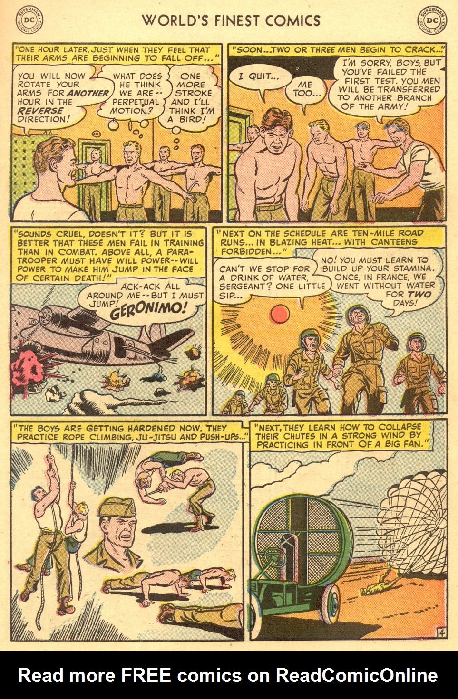 Read online World's Finest Comics comic -  Issue #70 - 53