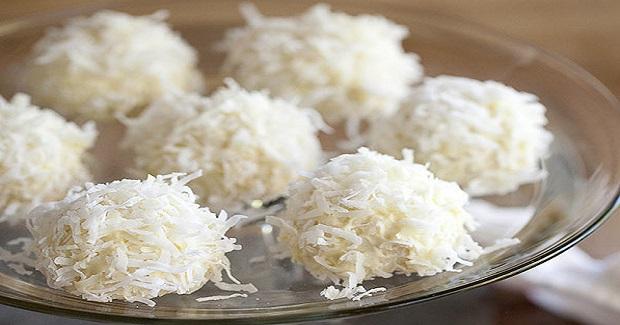 Coconut Snowball Cookies Recipe