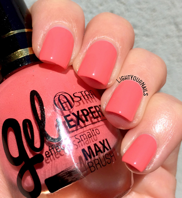 Smalto Astra Expert Gel Effect n. 34 Peach
