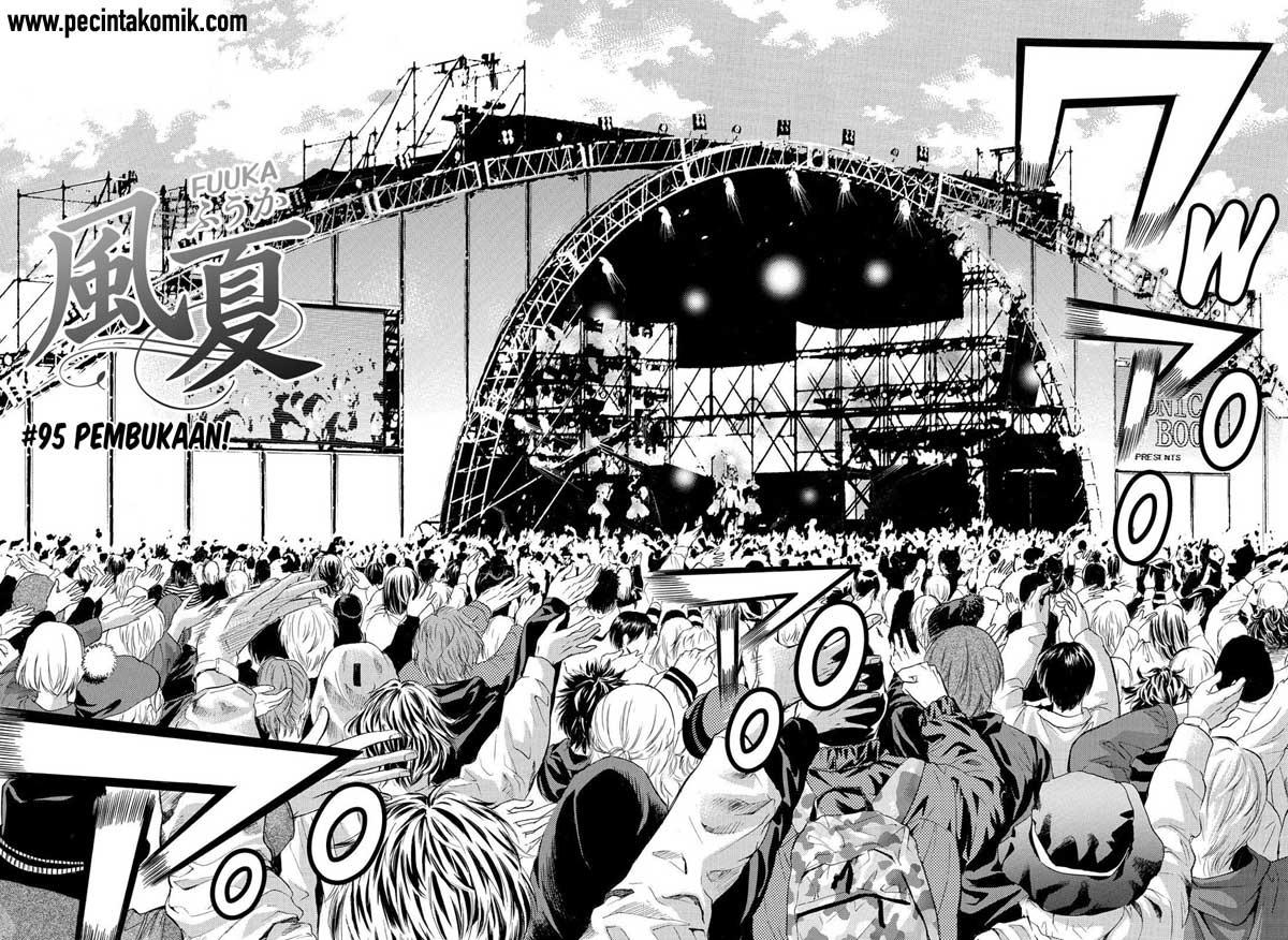 Fuuka Chapter 95-3