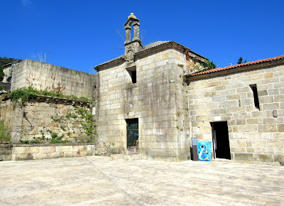 Iglesia de San Pedro en Muros