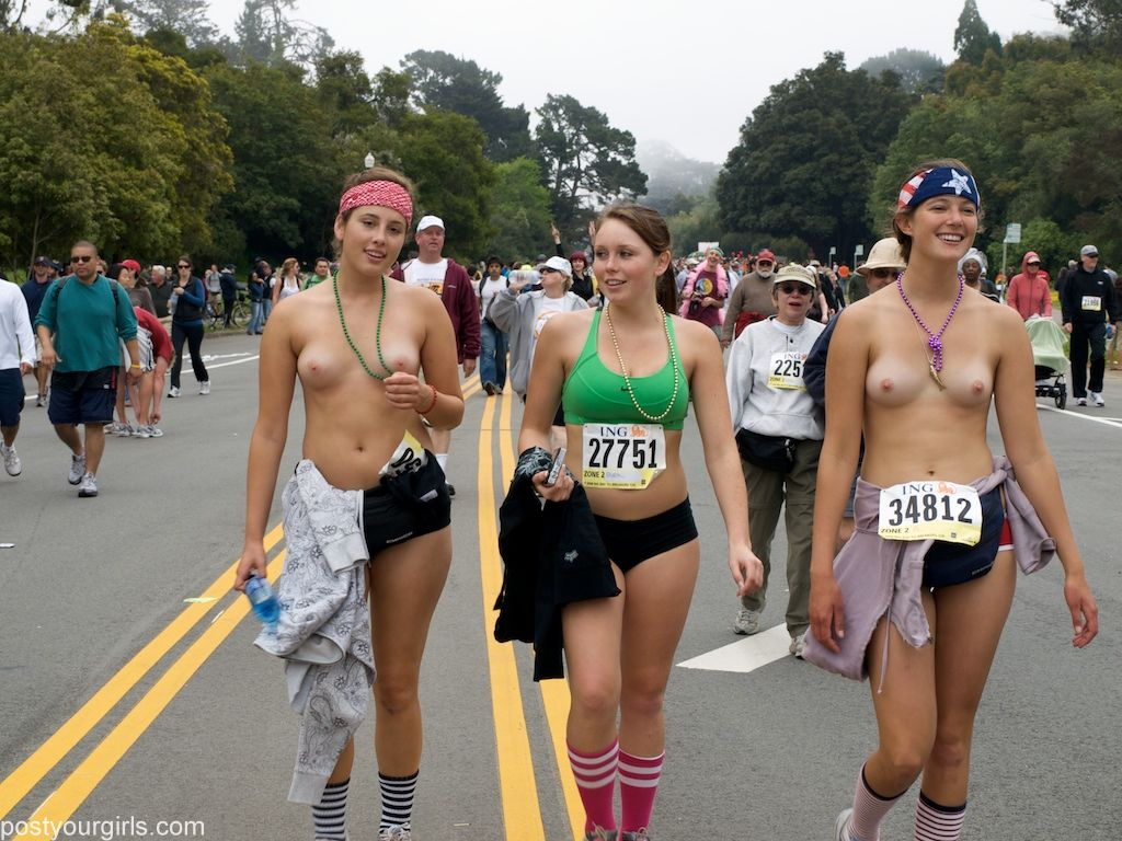 Slut pictures bay to breakers women bunnys naked