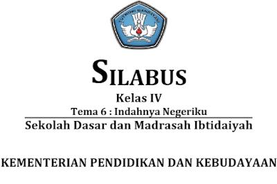 SILABUS KLS 4 TEMA 6