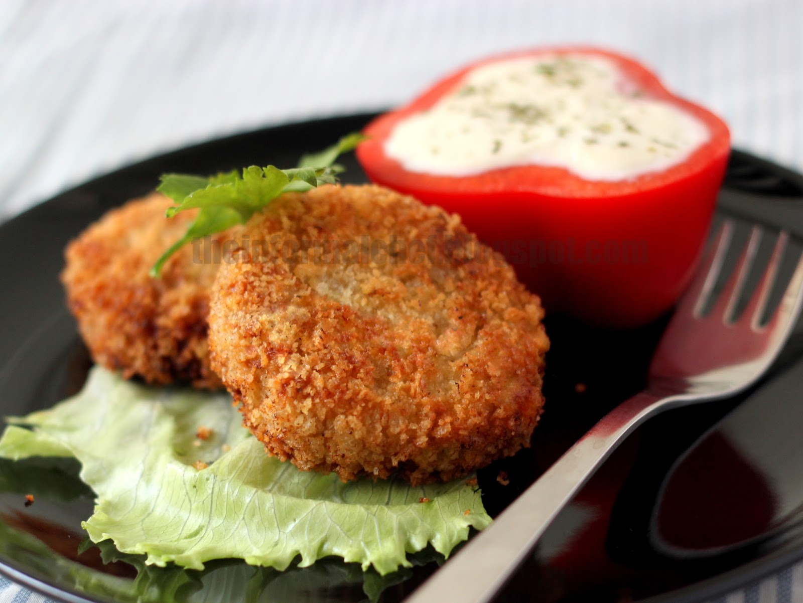 Fish Cakes Made With Canned Tuna