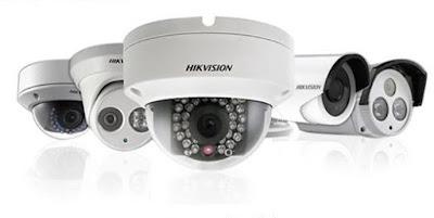 كاميرات مراقبة هيك فيجن  hikvision   من شركة جى تى سى gtc