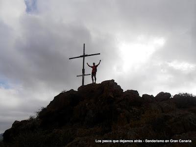 Cruz del Siglo en Santa Lucía