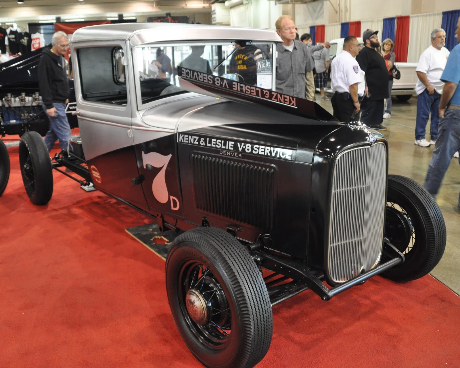 Just A Car Guy: Denver\'s Odd Rod replica, the focus of the cover of ...