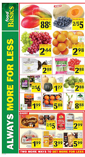 Food Basics Weekly Flyer and Circulaire January 18 - 24, 2018
