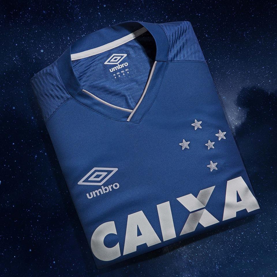 b0536e4319e29 Umbro lança a nova terceira camisa do Cruzeiro - Show de Camisas
