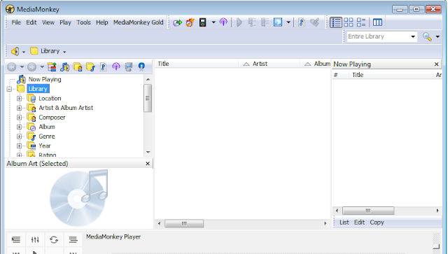 تحميل برنامج ميديا مونكي مجانا Download MediaMonkey 4.1