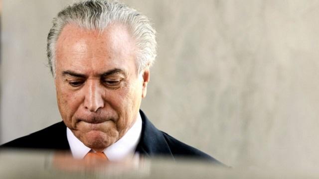 Temer, Agência Brasil