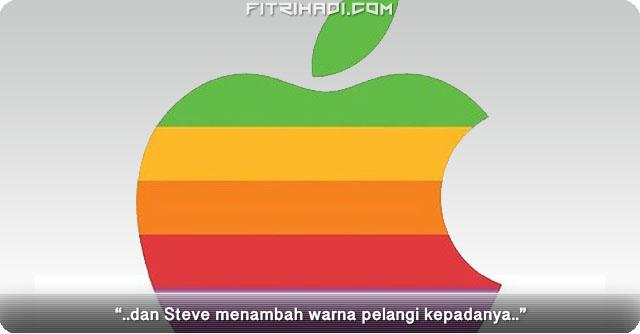 Info Kisah Sebenar Disebalik Gigitan Pada Logo Apple
